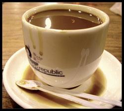 Кофе с имбирем. Рецепт приготовления